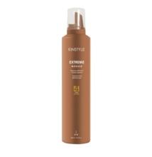 KINSTYLE Extreme hajformázó extraerős hajhab parfümmel