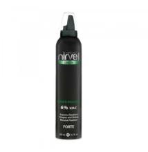 Nirvel Green Bio alkoholmentes erős hajhab 300 ml