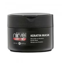 Nirvel Keratin Maszk építő hajhidratáló hajpakolás