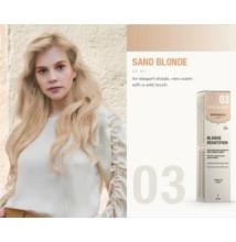 Kinessences Blonde tartós ammóniamentes hajszínező - Homok 03