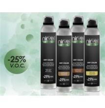 Nirvel Dry Color azonnali hajszínező spray