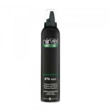 Nirvel Green Bio alkoholmentes hajgöndörítő hajhab 300 ml