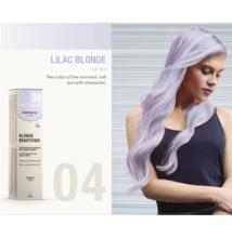 Kinessences Blonde tartós ammóniamentes hajszínező - Lila 04