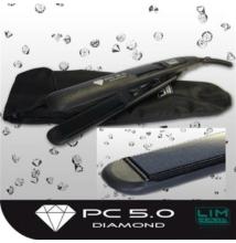 Gyémántporos Digitális Hajvasaló - Diamond black