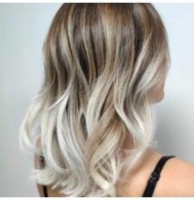 Szőke haj készítés és ápolás roncsolás nélkül szett KINBLOND2