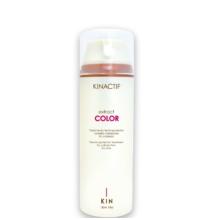 Kinactif Color Extract hajerősítő hővédő hajegyenesítéshez festett hajra 150 ml