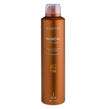 KINSTYLE Radical volumennövelő rugalmas hajlakk parfümmel 300 ml