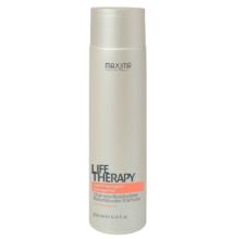 Maxima Life Therapy keratinos sampon erősen száraz töredezett hajra 250 ml