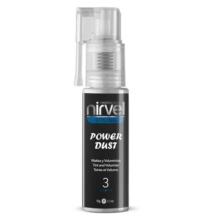 Nirvel Power Dust volumennövelő púder és száraz sampon