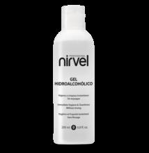 Nirvel kézfertőtlenítő gél 97%-os természetes formula 200 ml