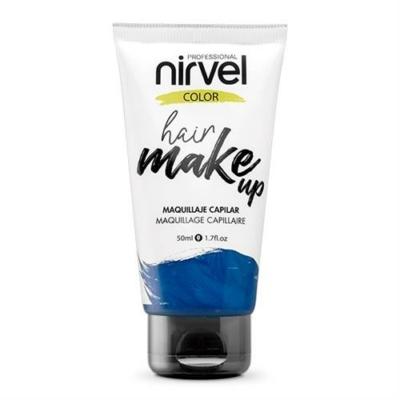 Nirvel Hair Make up kimosható alkalmi hajszínező Cobalt kék