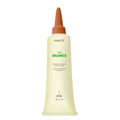Kinactif Balance Clay hajszérum nagyon zsíros haj fejbőr kezelésre