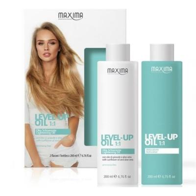 Maxima Level UP Ammóniamentes Szőkítő olaj + Ajándék 50 ml hajmaszk