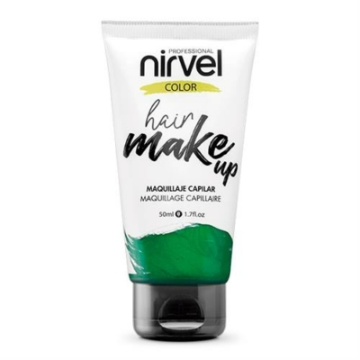 Nirvel Hair Make up kimosható alkalmi hajszínező Menta zöld