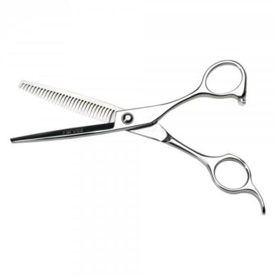 Barber hajvágó olló ritkító 6.0 Nirvel