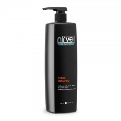 Nirvel DETOX sampon korpás hajra és viszkető fejbőrre 1000ml
