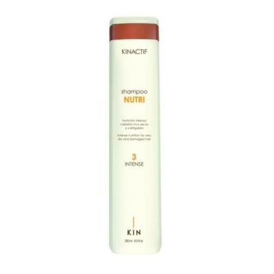 Kinactif Nutri 3-Intense sampon száraz töredezett hajra 250 ml
