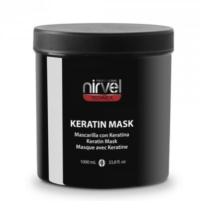Nirvel Keratin Maszk építő hajhidratáló hajpakolás 1000 ml