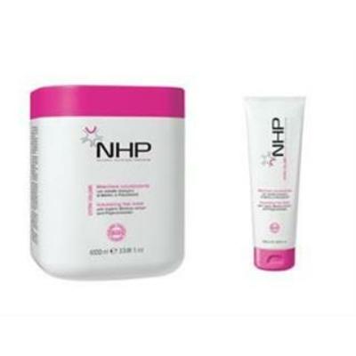 NHP Extra volumennövelő természetes hajpakolás 250 ml