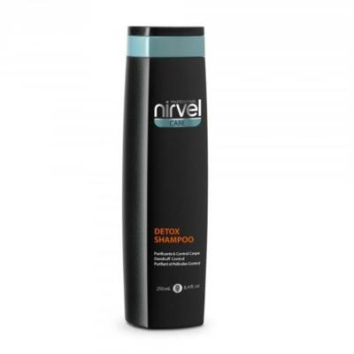 Nirvel DETOX sampon korpás hajra és viszkető fejbőrre