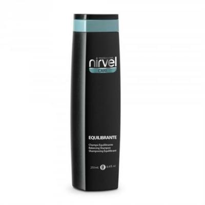 Nirvel Equilibrante Balancing hűsítő fejbőrnyugtató sampon munka után