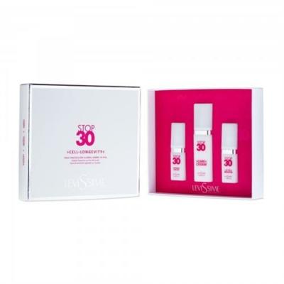 Levissime Stop 30 arcfiatalitó öregedésgátló arcápoló csomag minden bőrtípusra