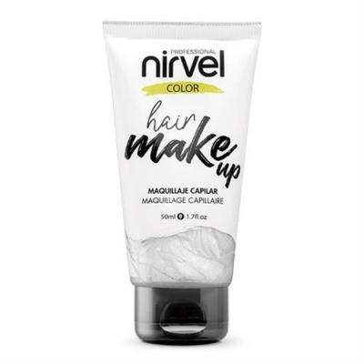 Nirvel Hair Make up kimosható alkalmi hajszínező Ezüst