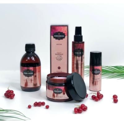 Kinessences Detox méregtelenítő és haj fiatalító Luxus hajkezelő csomag