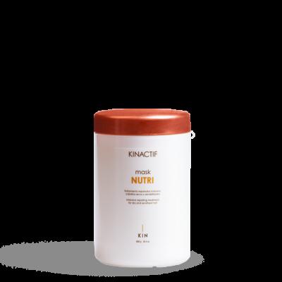 Kinactif Nutri hajmaszk töredezett hajra 900 ml