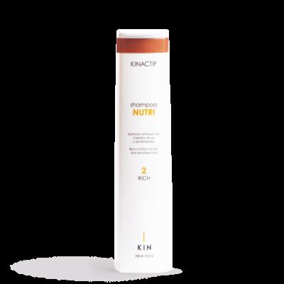Kinactif Nutri 2-Rich sampon száraz hajra 250 ml