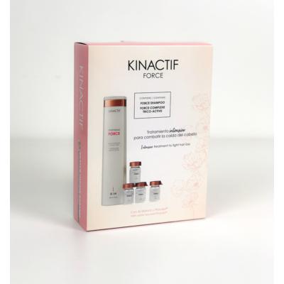 Kinactif Force hajhullás ellen sokk terápia csomag