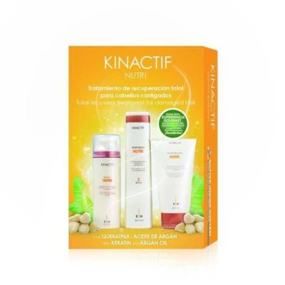 Kinactif Nutri roncsolt száraz haj hajkezelő csomag