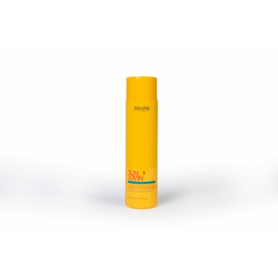 Maxima Sun Lovin napozás, úszás utáni hidratáló sampon 250 ml