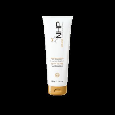 NHP Nutri Argan természetes hajpakolás száraz és töredezett hajra