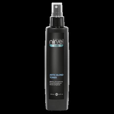 Nirvel Artic Blond Toner hajszínező hidratáló spray szőke hajra