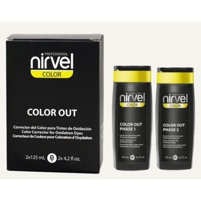 Nirvel Color Out Hajradír