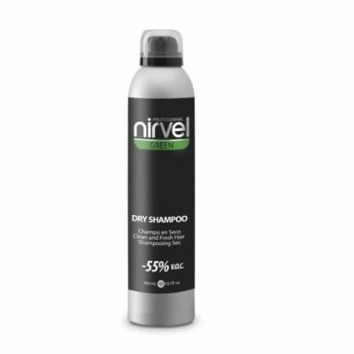 Nirvel Dry Bio száraz sampon spray
