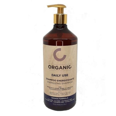 Organic Energizing Hajerősítő Vegán sampon 1000 ml